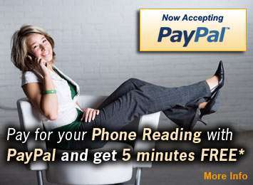 free psychic reading 5 minutes