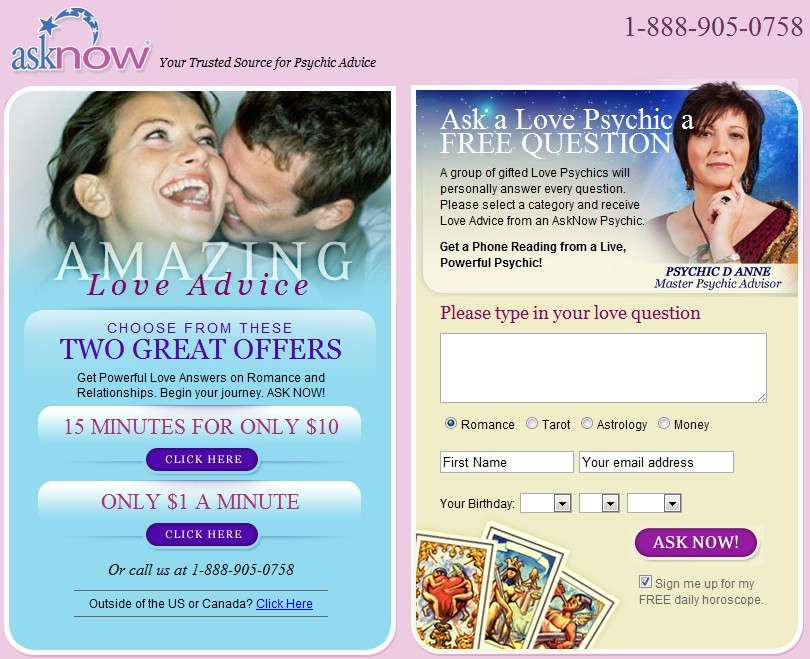 free psychic reading on phone