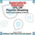 Free Psychic Reading Phone Number