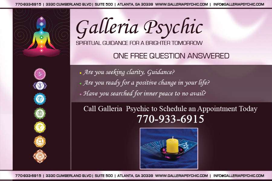 best psychic in atlanta