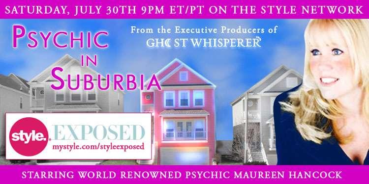 psychic in suburbia
