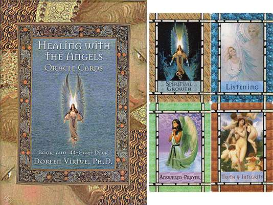 psychic reading with angels