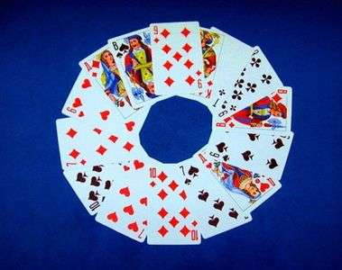 psychic readings with playing cards