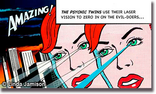 psychic twins predictions for 2012
